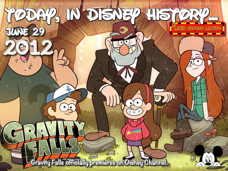 Today In Disney History ~ June 29th 6