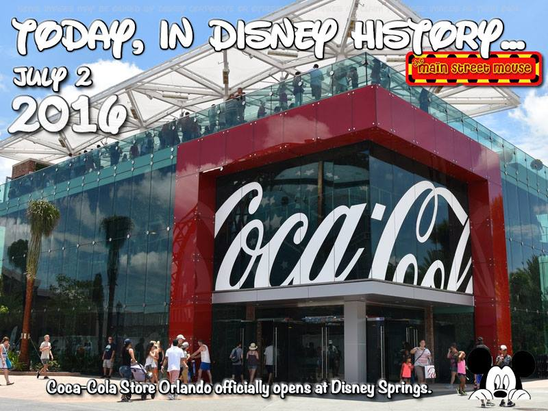 Today In Disney History ~ July 2nd 4