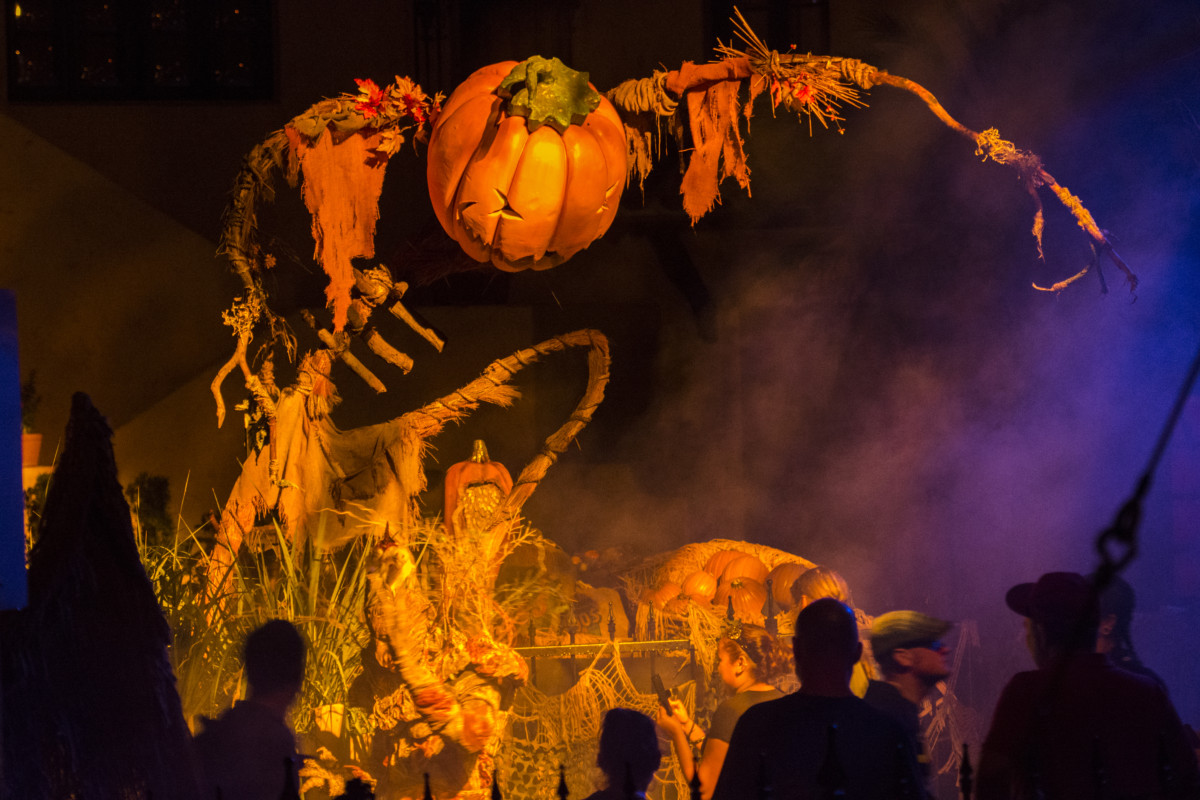 Tickets And Vacation Packages Now On Sale For Universal Orlando's Halloween Horror Nights #OffTMSM 12