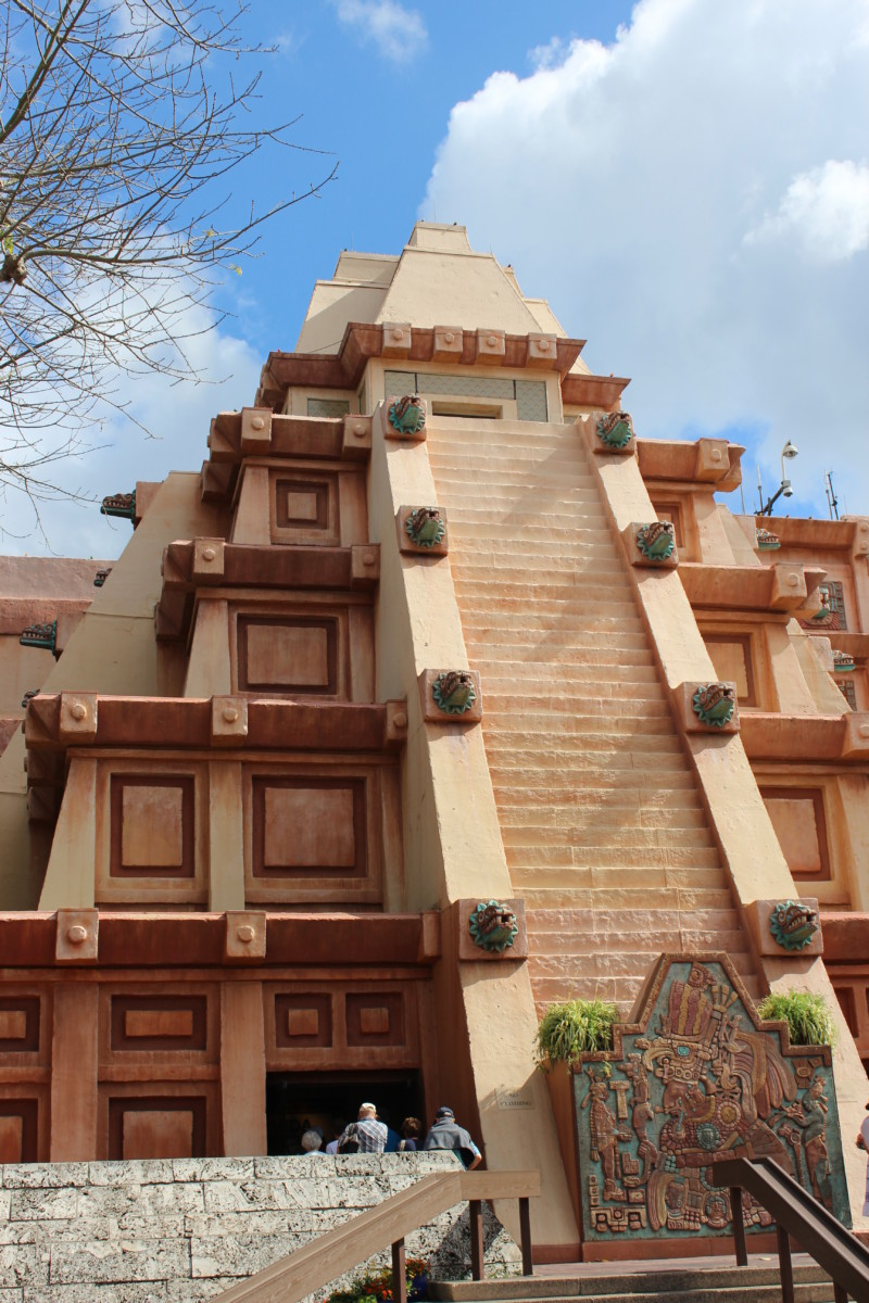 Tuesdays With Corey Explores The Mexico Pavilion 28