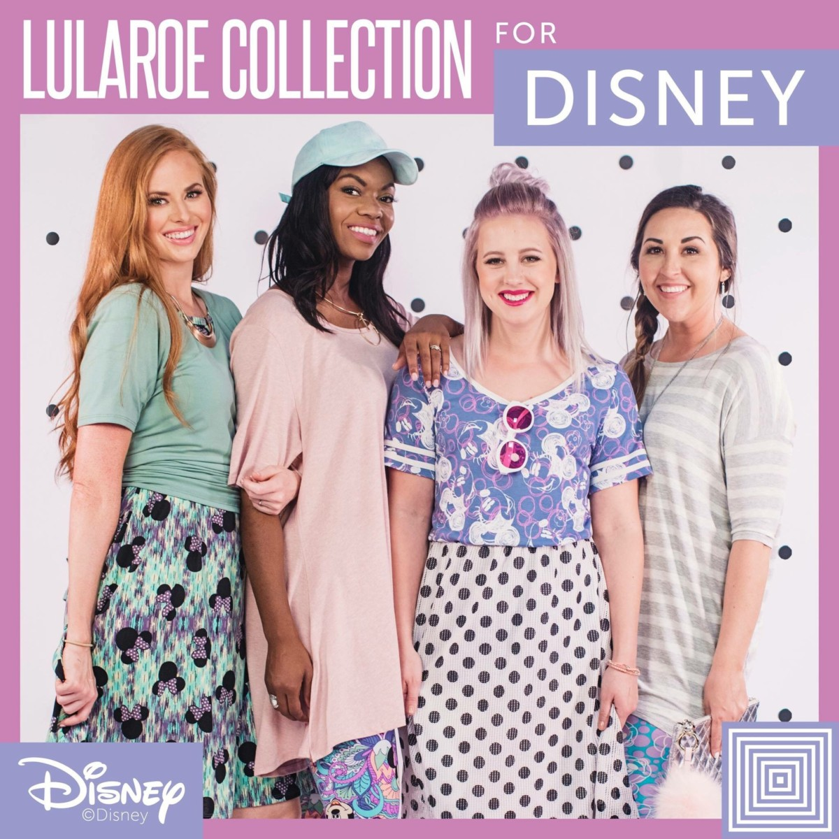 Disney Themed LuLaRoe Clothing Now Available 17