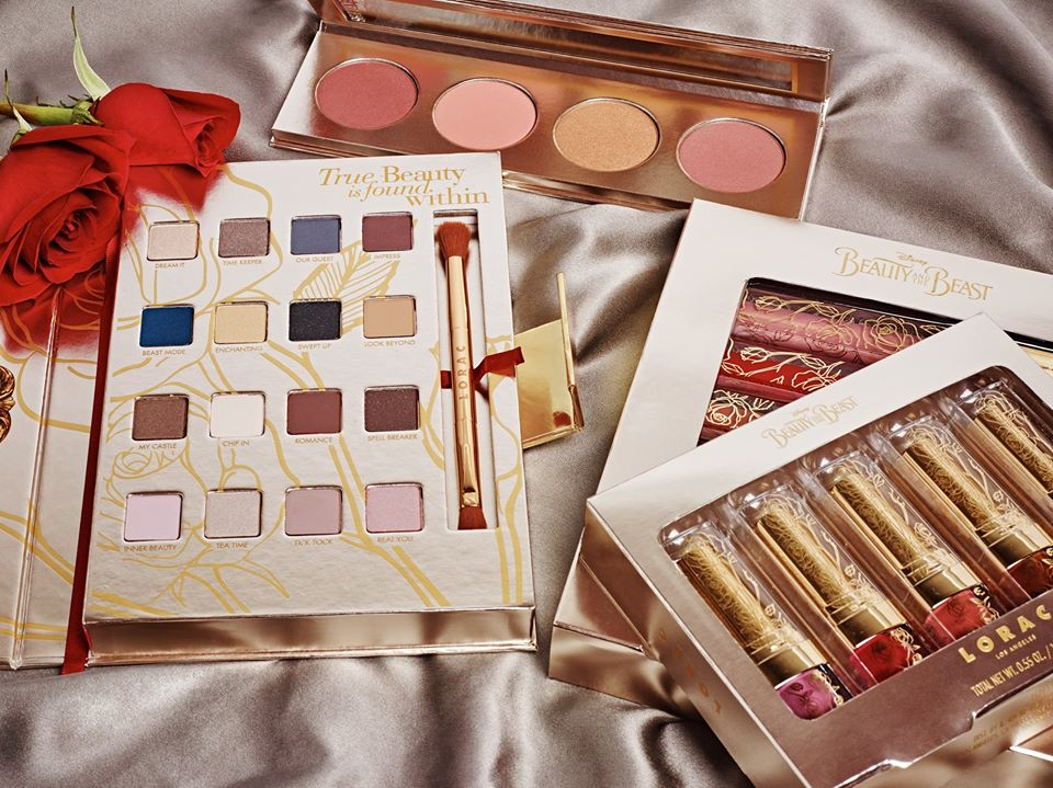 Lorac Cosmetics Launch their Beauty and the Beast Collection! Details Below! #Lorac 1