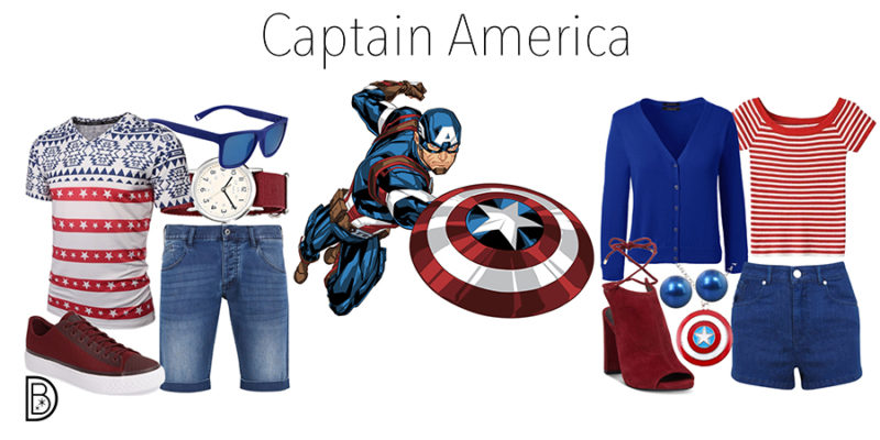 Showcase Your Super Hero-fueled Fashion and Be Captain at Marvel Day at Sea 2