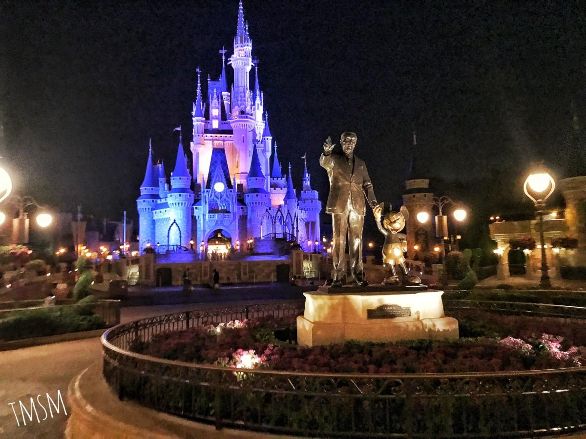 Re-Post! Closing Time at the Magic Kingdom! #wdwbde 6