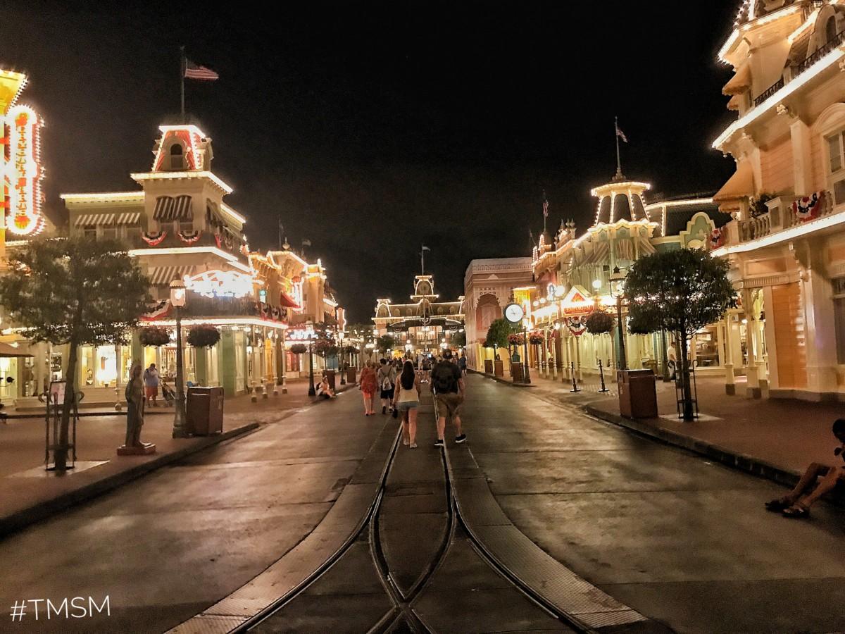 Re-Post! Closing Time at the Magic Kingdom! #wdwbde 7