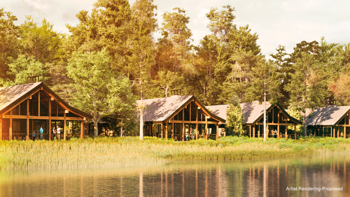 Choose from a Variety of Accommodations at Copper Creek Villas & Cabins at Disney's Wilderness Lodge 8