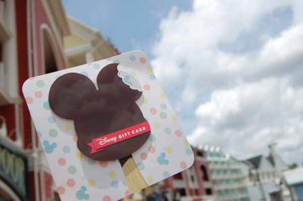 Cool Off With a 'Sweet' New Disney Gift Card Design! 8