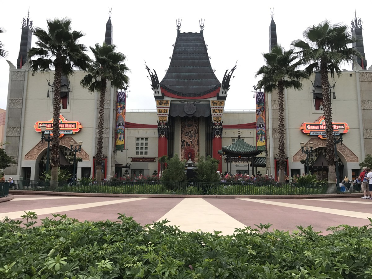 Construction Updates at Disney's Hollywood Studios (Photos) 6