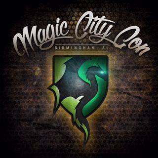 Come See TMSM (and MUCH more) at Magic City Con, June 30 ~ July 2! Starts Tomorrow! 1