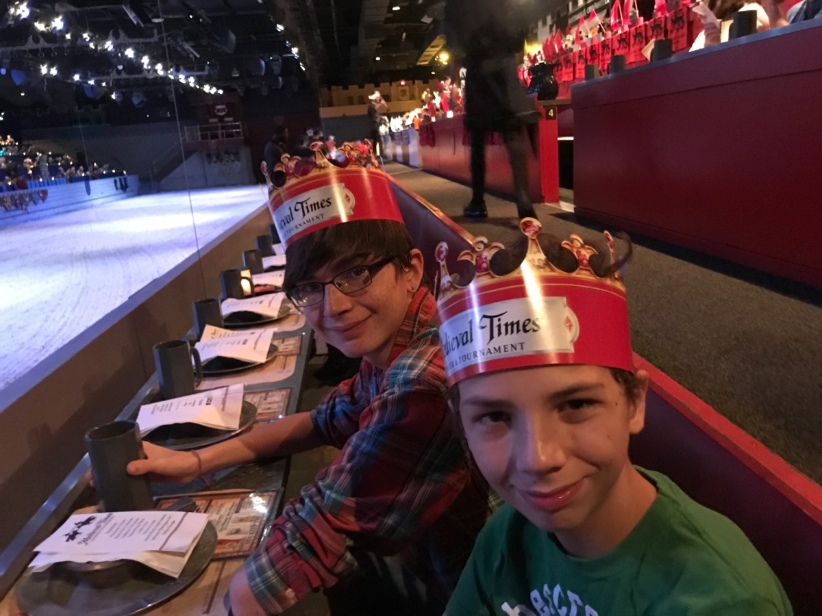 Medieval Times Dinner and Tournament in Orlando ~ Get the Scoop Below #MTfan 3