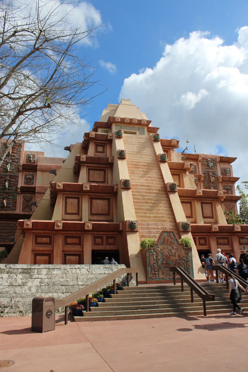 Tuesdays With Corey Explores The Mexico Pavilion 1