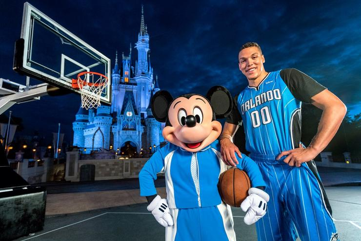 The Orlando Magic to Feature Disney Logo on Jerseys 3