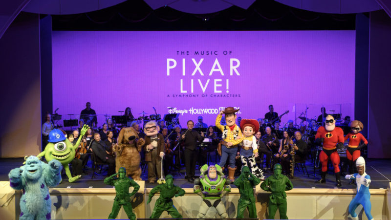 The Music of Pixar Live, A Symphony of Characters ~ Hollywood Studios #MusicofPixarLive 28