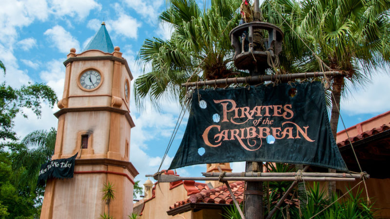 Seeking Pirate-Themed Treasures from Disney Parks for International Talk Like a Pirate Day 1