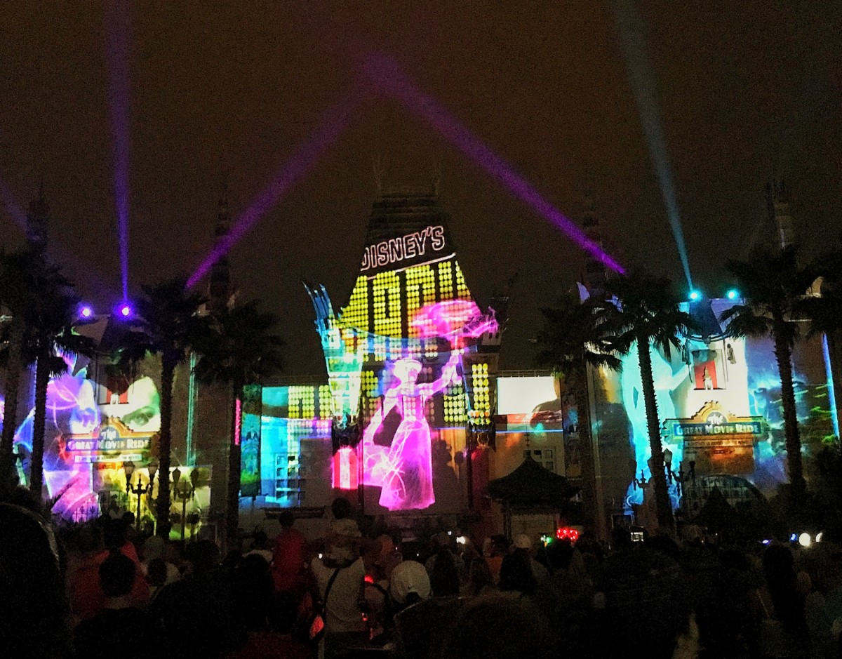 "The New ""Disney Movie Magic"" Projection Show at Hollywood Studios! (video) 3"