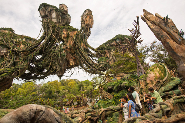 Six Must-Do New Experiences at Walt Disney World - Explore Pandora - The World of Avatar