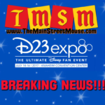 THE STARS OF WALT DISNEY AND PIXAR ANIMATION STUDIOS COME TOGETHER AT D23 EXPO 2017 #D23Expo