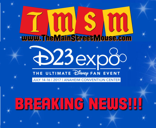 "PRODUCTION UNDERWAY FOR TIM BURTON'S ""DUMBO"" #D23Expo 7"