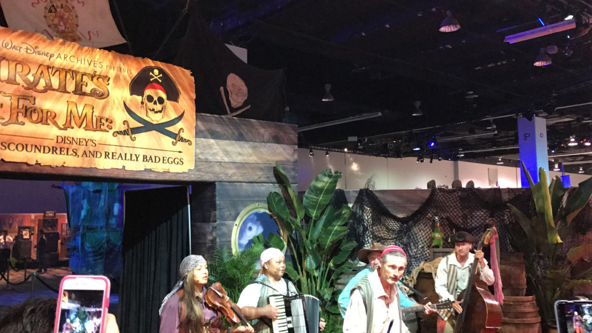 D23 Expo Media Preview 2