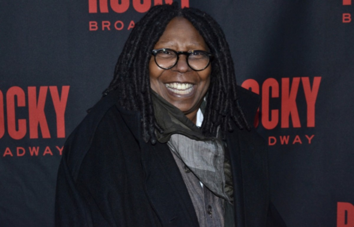 WHOOPI  GOLDBERG NAMED A DISNEY LEGEND AT D23 EXPO, MAKING HER THE ONE AND ONLY LEGOT RECIPIENT! #D23Expo 2