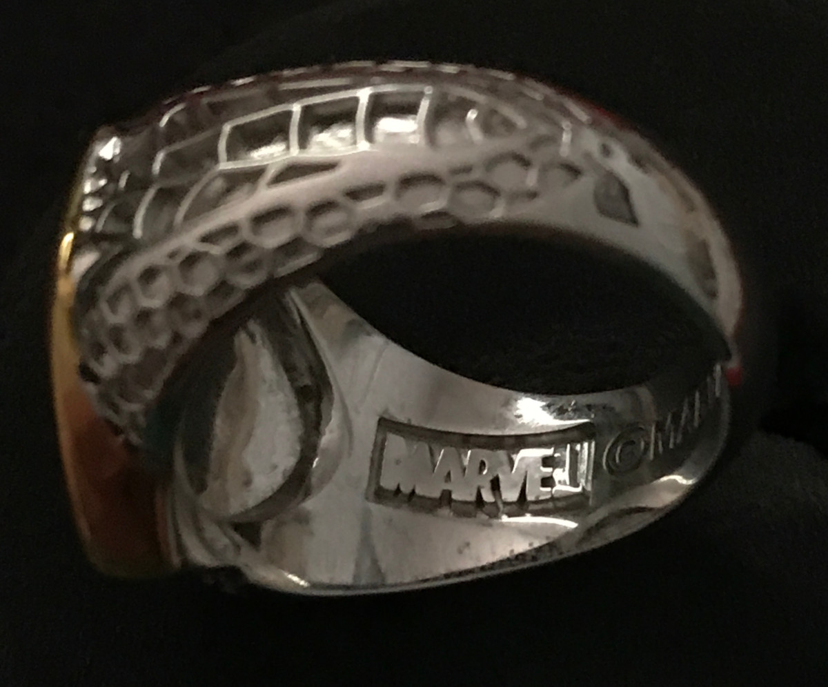 Have You Seen The Spider-Man Ring From What's Your Passion Jewelry? 10