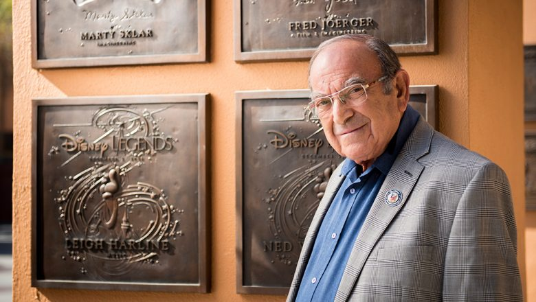 Walt Disney Imagineer Marty Sklar Has Passed Away 1