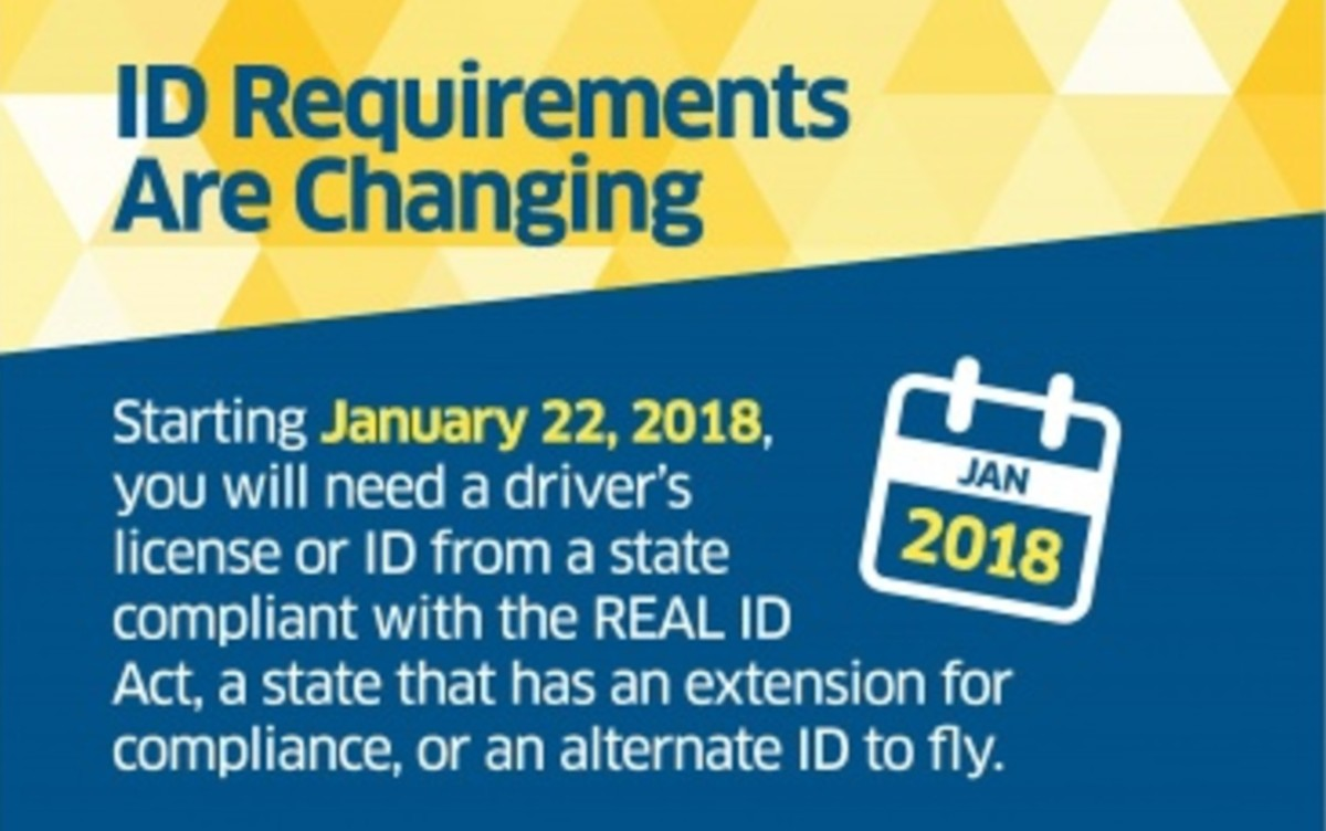 TMSM Explains: Upcoming ID Requirement Changes Coming To Domestic US Flights 3