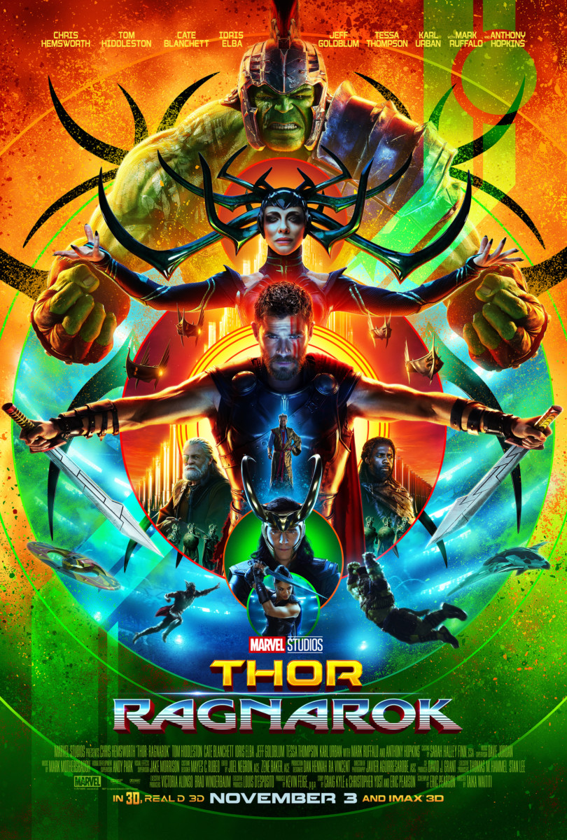 Get an Awesome Sneak Peek of 'Thor: Ragnarok' Starting October 6 at Disney California Adventure Park 1