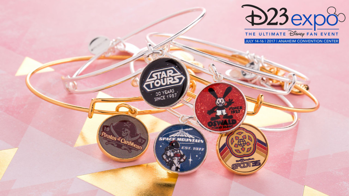 Stylish Accessories Sparkle and Shine in Disney Dream Store at D23 Expo 2017 11