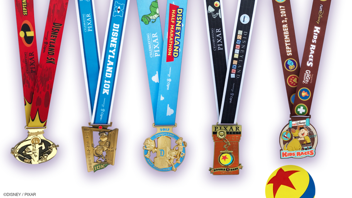 Racing Disney: Disneyland Half Marathon Weekend Special Ticket Events now available! PLUS – Medals revealed! 1
