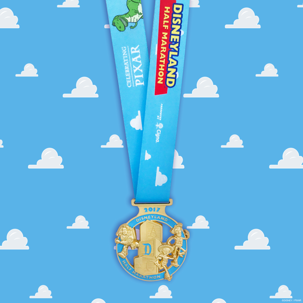 Racing Disney: Disneyland Half Marathon Weekend Special Ticket Events now available! PLUS – Medals revealed! 4