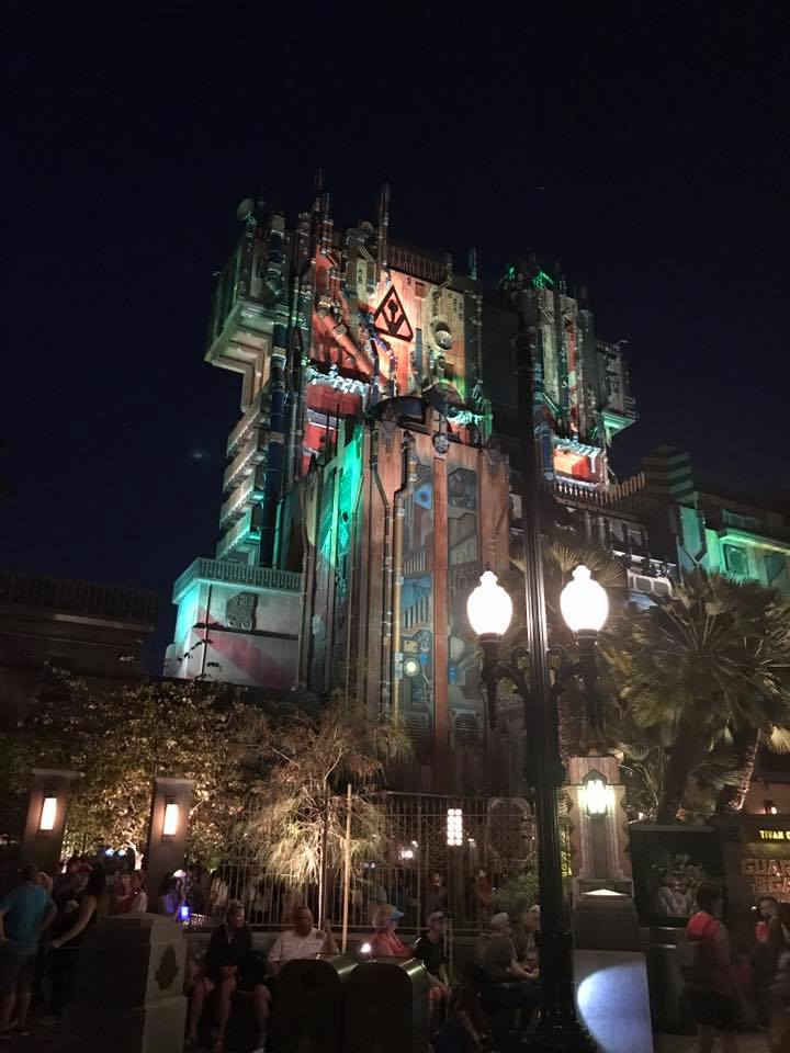 Guardians of the Galaxy, Mission Breakout! My Review! #CaliforniaAdventure 6