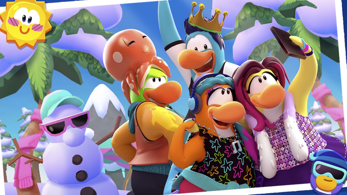 Club Penguin Island Event Coming to Disney's Blizzard Beach Water Park July 29 2