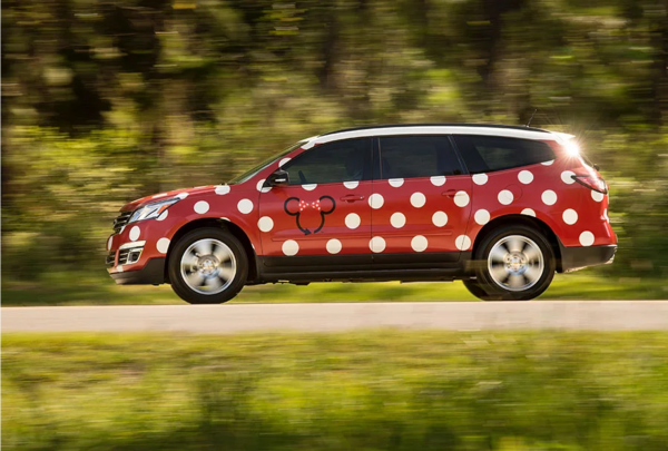Disney Minnie Van Service Celebrates Milestone; New Enhancements Coming as Lyft Becomes Official Rideshare at Disney Parks 38