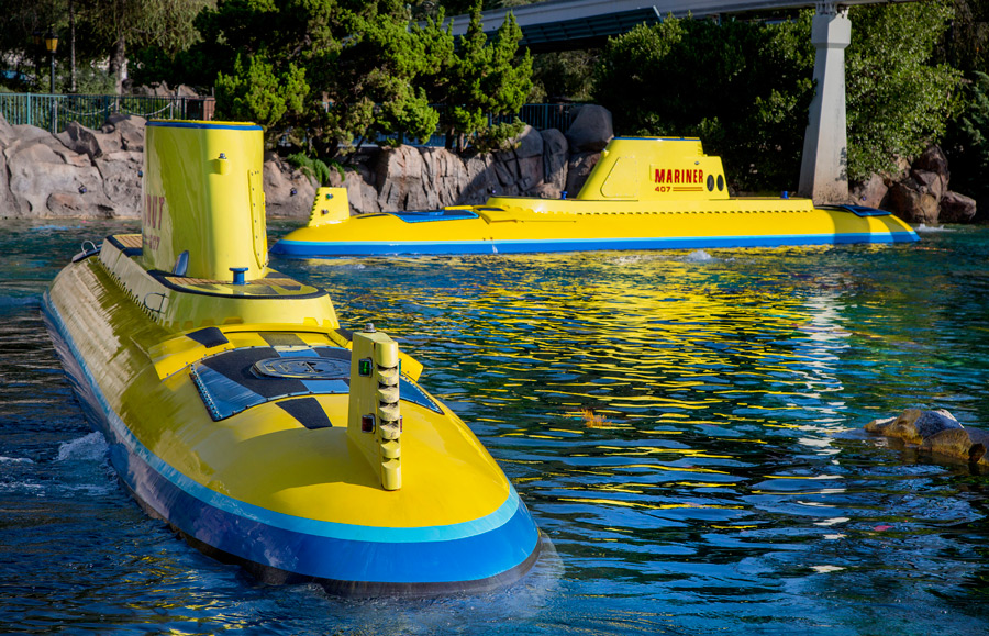 Keep Your Cool on Warm Days at the Disneyland Resort