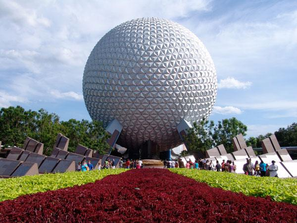 U.S. Navy Blue Angels to Fly Over Spaceship Earth at Epcot on May 2 1