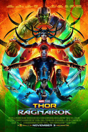 Marvel Studios' THOR: RAGNAROK – New Trailer and Poster Released at San Diego Comic-Con! 2