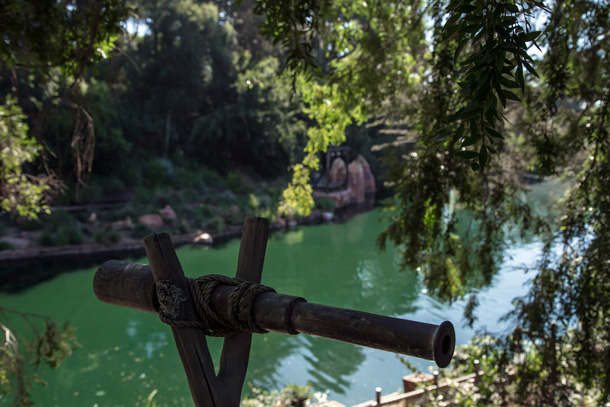 A Walk in the Park: Pirate's Lair on Tom Sawyer Island at Disneyland Park 5