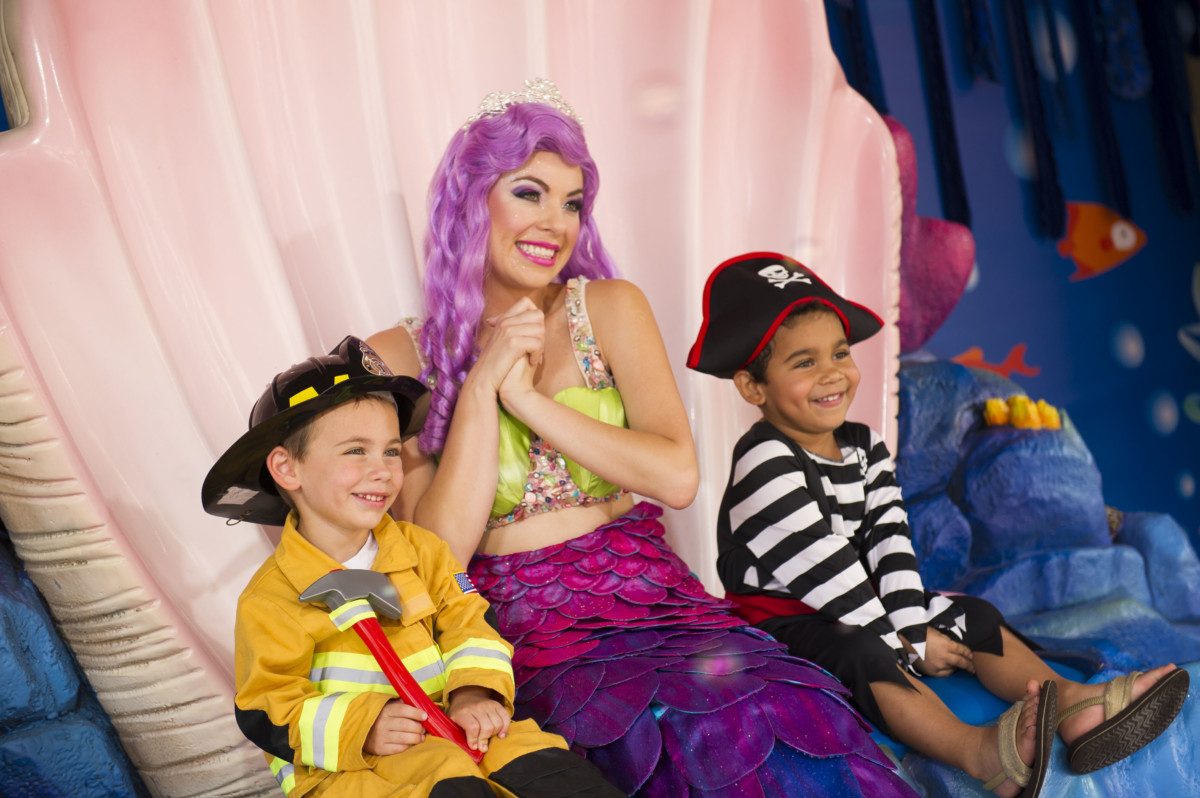 Scare Up Some Family Fun At SeaWorld's Halloween Spooktacular 4