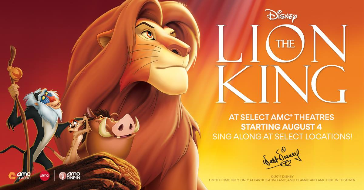 TMSM Explains: Why Disney Princess And Lion King Fans Need to Go to AMC Theaters! 2