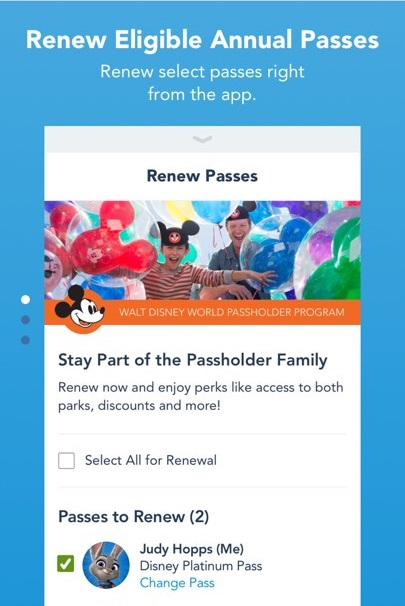 A New My Disney Experience Update Has Been Released! 5