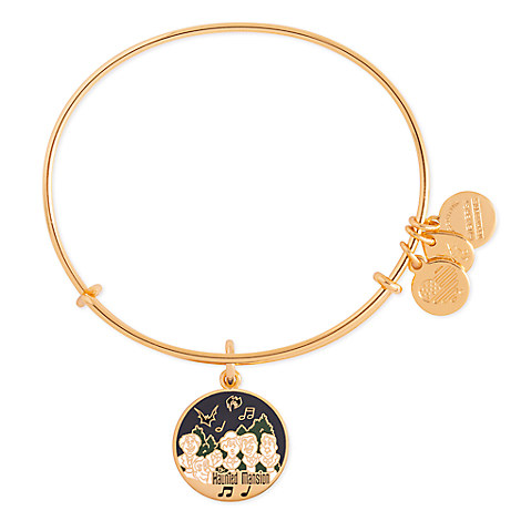 The New Alex And Ani Haunted Mansion Bangles Are Now Available.... (Click The Article Link To Visit TMSM To Find Out Where) 2
