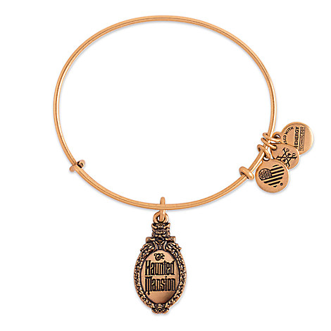 The New Alex And Ani Haunted Mansion Bangles Are Now Available.... (Click The Article Link To Visit TMSM To Find Out Where) 3