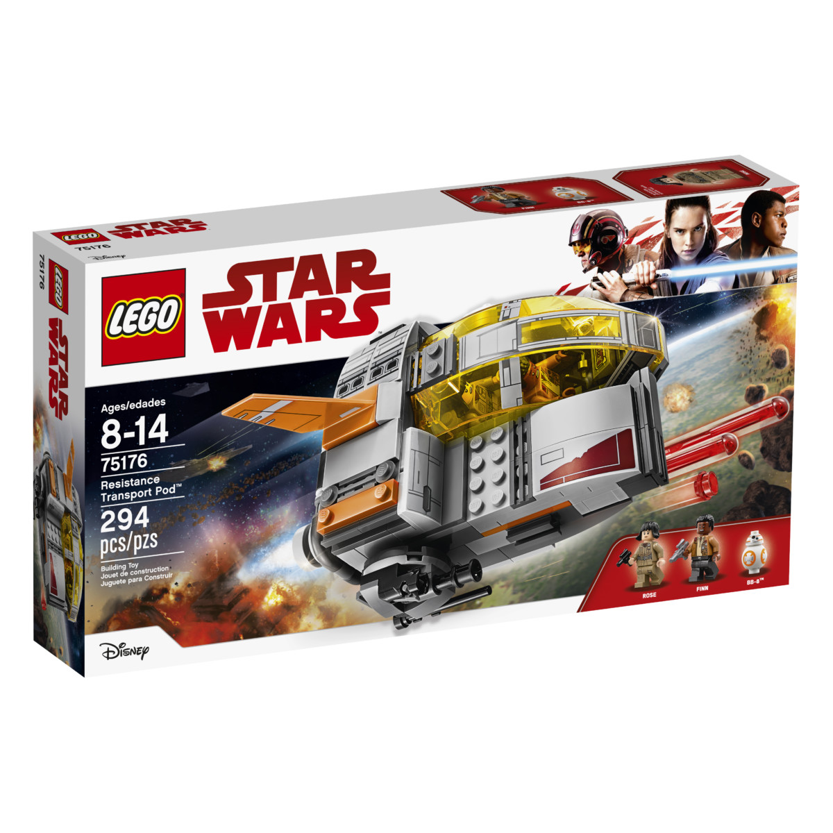 Today's Force Friday II LEGO Releases for Star Wars: The Last Jedi  #ForceFriday 2