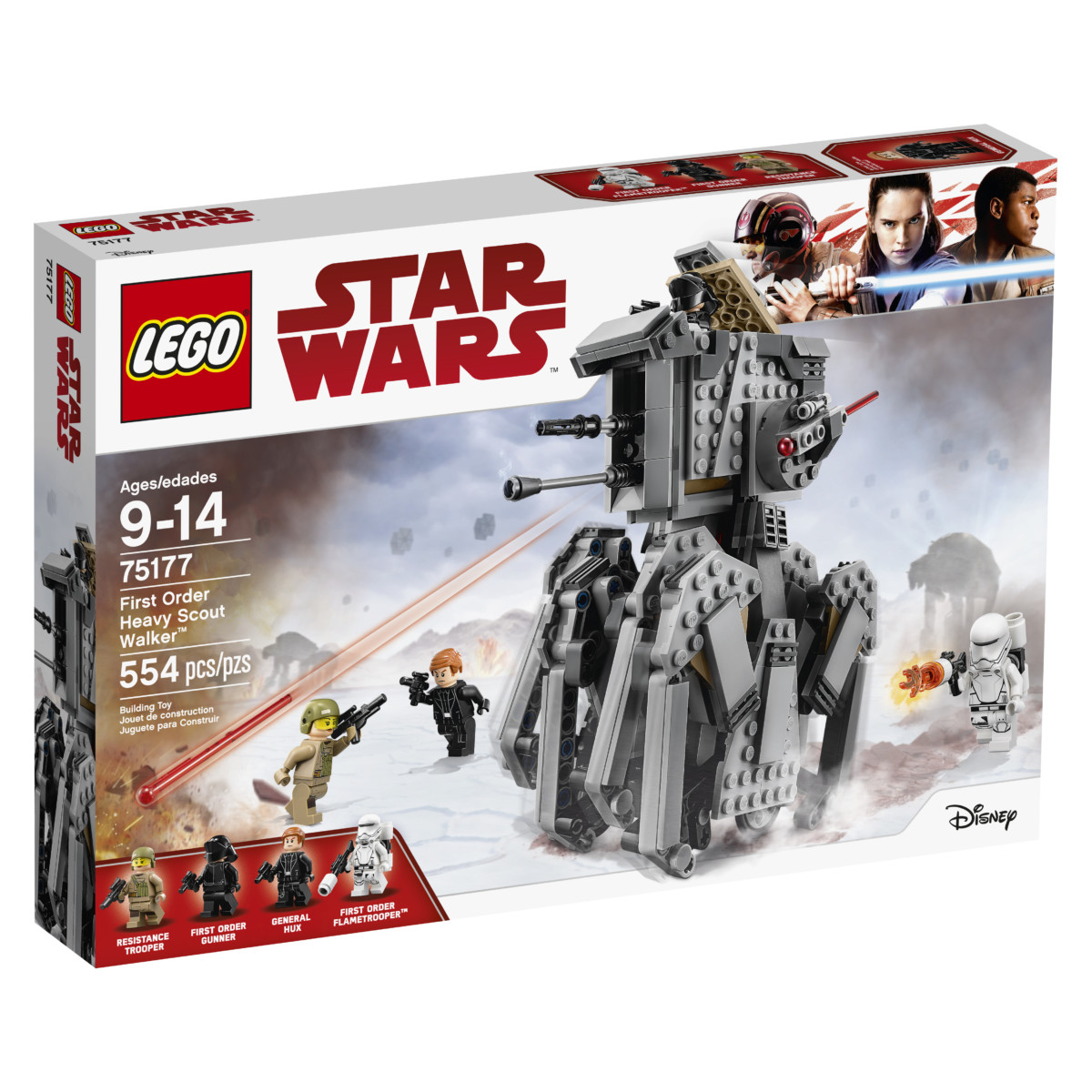 Today's Force Friday II LEGO Releases for Star Wars: The Last Jedi  #ForceFriday 4
