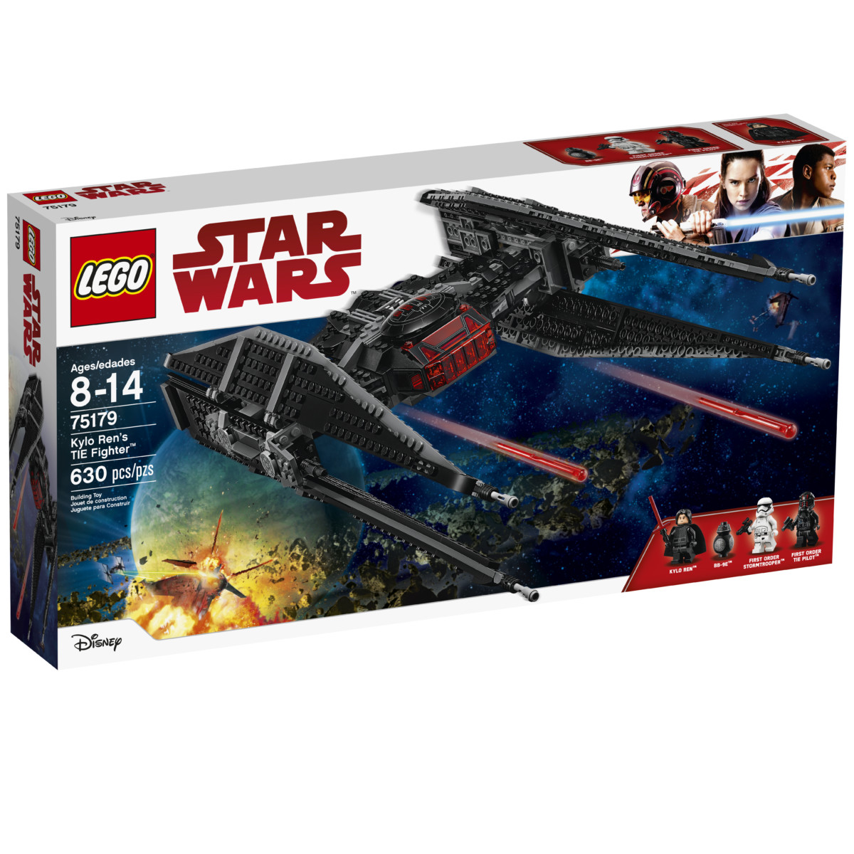 Today's Force Friday II LEGO Releases for Star Wars: The Last Jedi  #ForceFriday 6