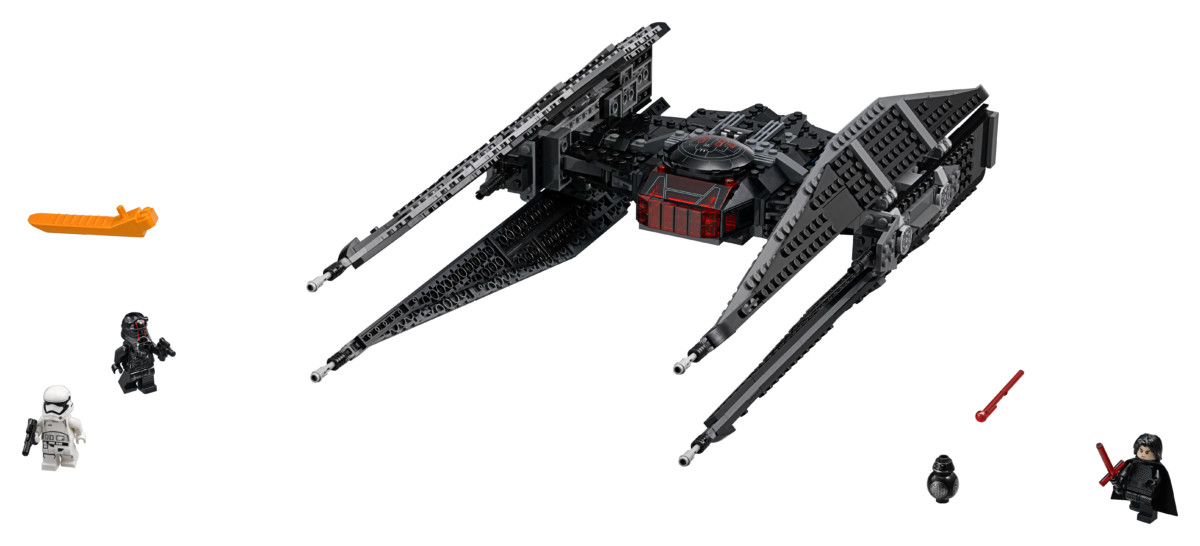 Today's Force Friday II LEGO Releases for Star Wars: The Last Jedi  #ForceFriday 7