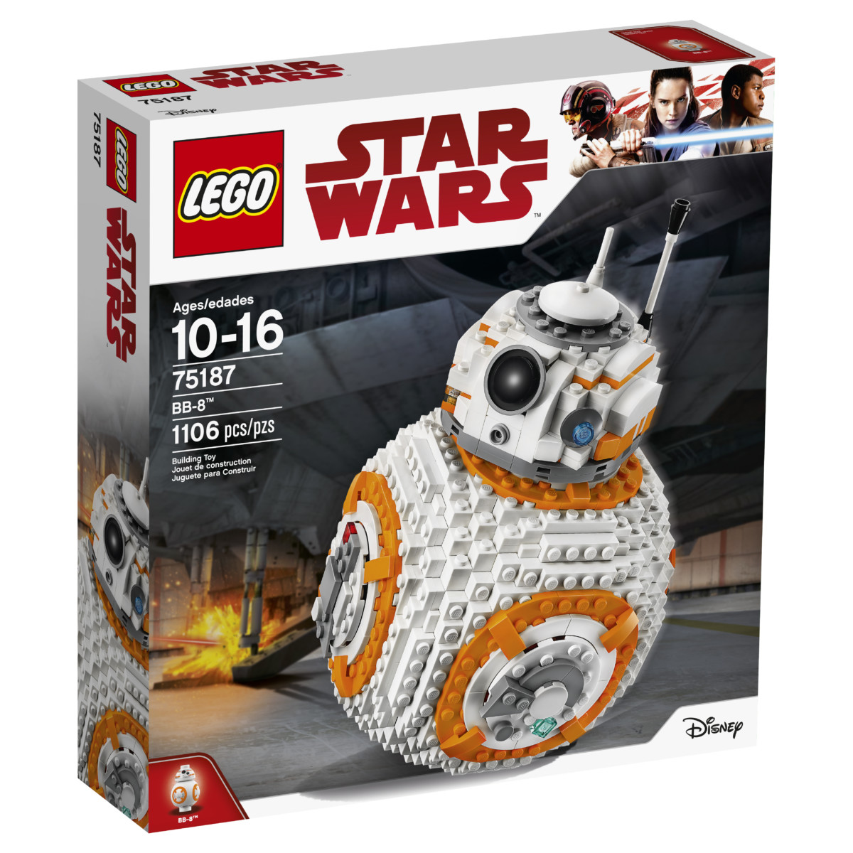 Today's Force Friday II LEGO Releases for Star Wars: The Last Jedi  #ForceFriday 8