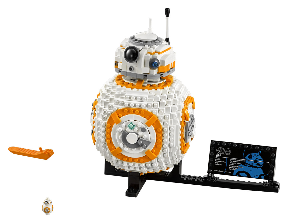 Today's Force Friday II LEGO Releases for Star Wars: The Last Jedi  #ForceFriday 9