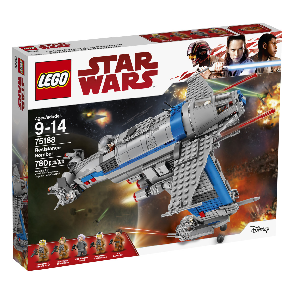 Today's Force Friday II LEGO Releases for Star Wars: The Last Jedi  #ForceFriday 10